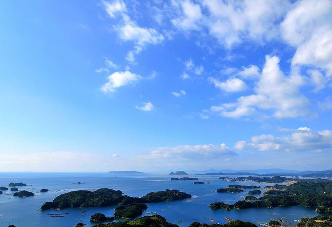 日本の代表的な自然景観として紹介された石岳展望台!
