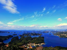 長崎佐世保・旅情を刺激する九十九島眺望スポット3選