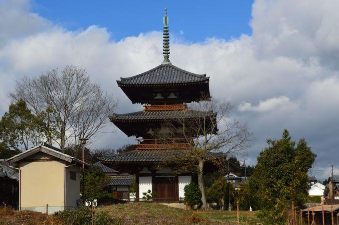 3.法起寺