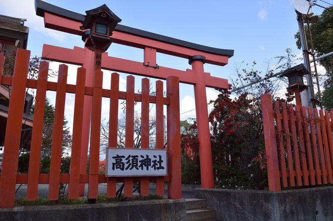 なにわオリジナル、鉄砲鍛冶の為の高須神社(高須神社駅)