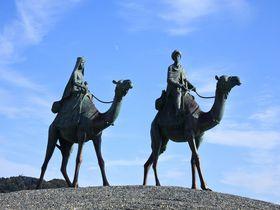 あの童謡の世界へトリップ!千葉県御宿町『月の沙漠』記念像&記念館