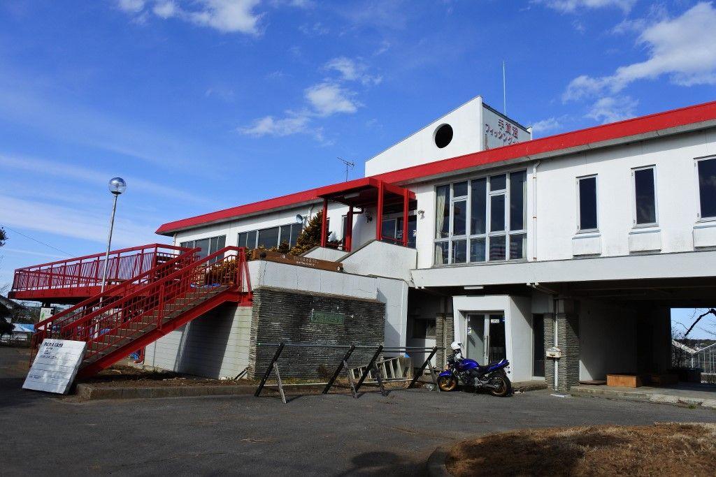 フィッシングセンター周辺は、遊ぶ・見る・食べる、屋外満喫エリア