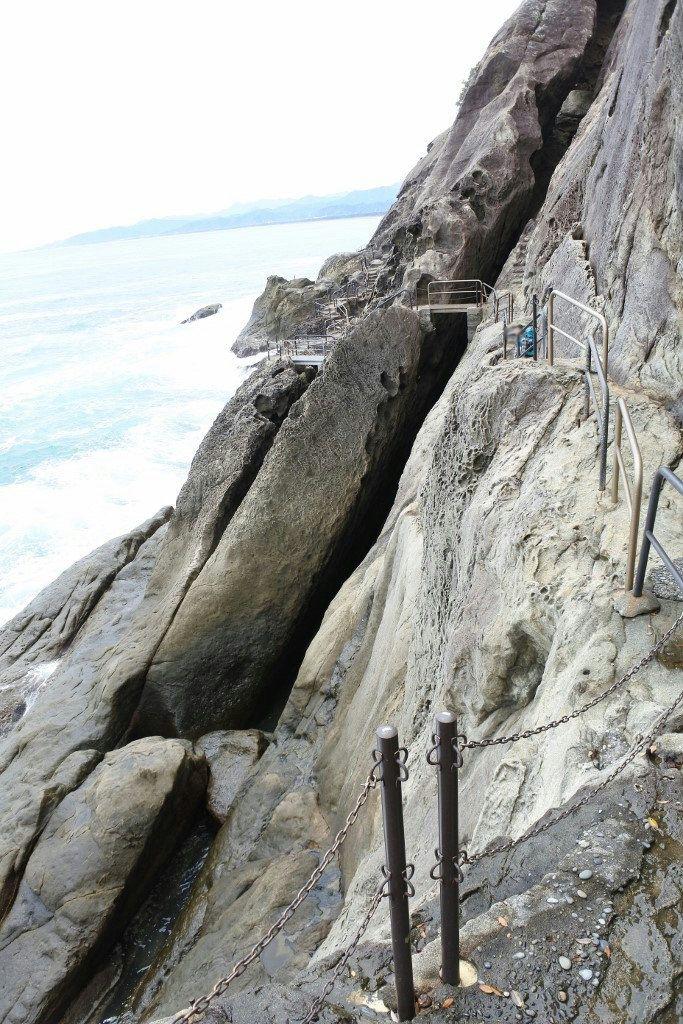 猿でさえ渡れない、断崖絶壁の「猿戻り」
