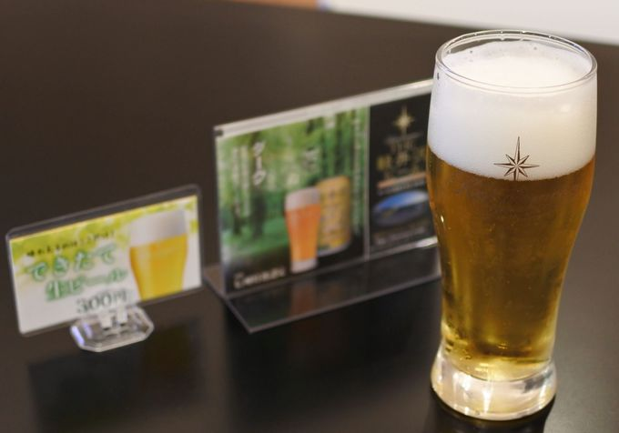 「プレミアム」なビールへのこだわりをとことん味わおう!