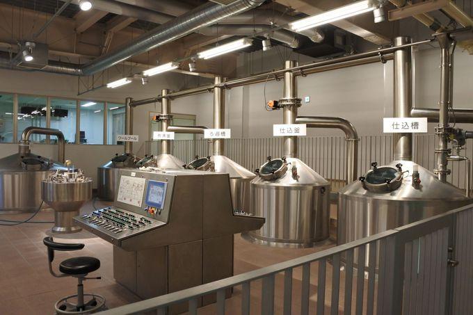 国内地ビール最大級・最新鋭の工場へ!
