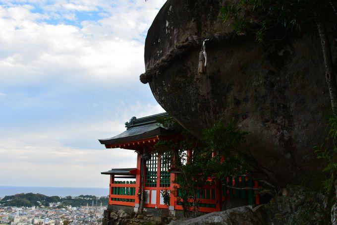 新宮の町を見守り続ける神倉山