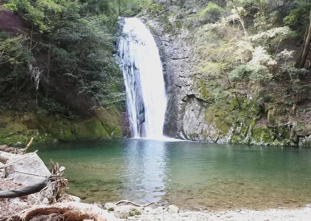 那智の滝のさらに上に、神秘の滝があった!