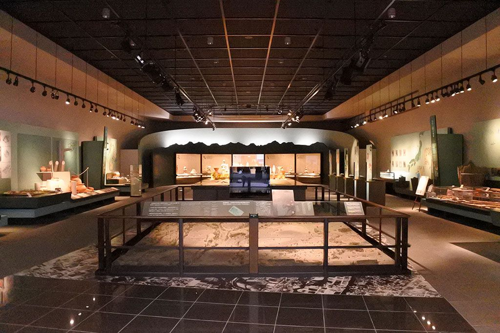 「かみつけの里博物館」で古墳とハニワのキホンから