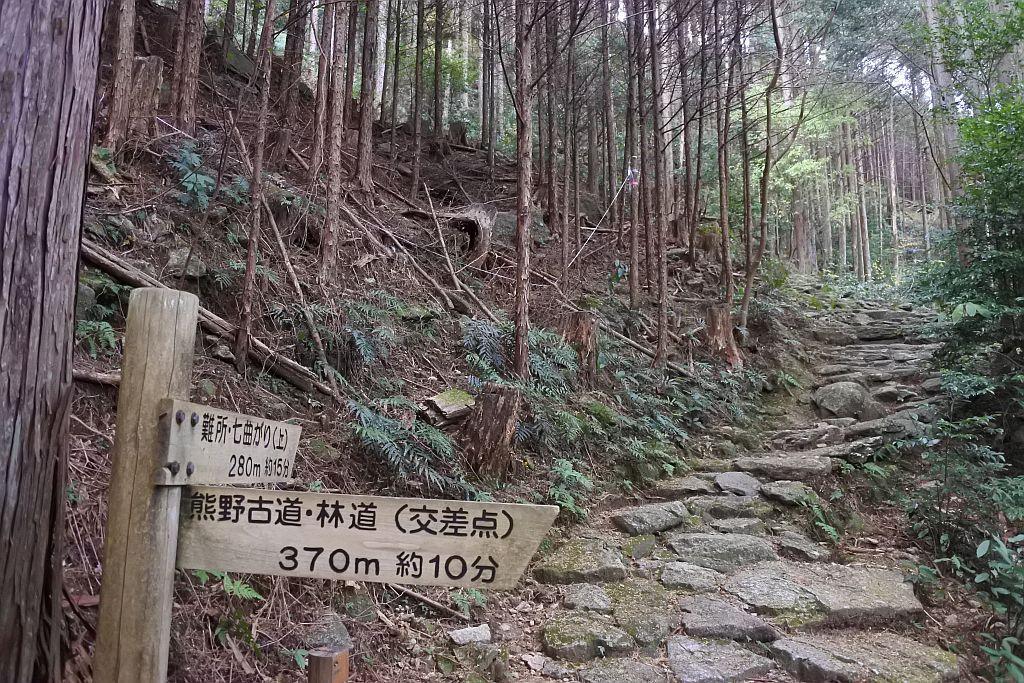 難所「七曲がり」を越え、深淵なる山へ