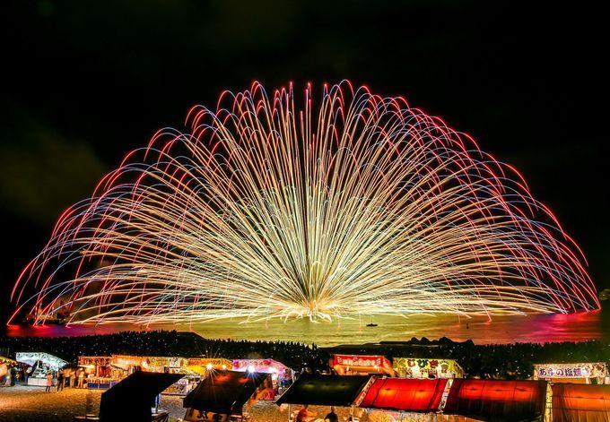 300余年の歴史を誇る大花火大会