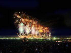 日本三大花火「長岡まつり大花火大会」で最高の夏の思い出を!