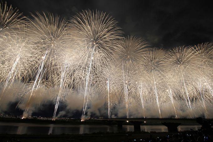 長岡まつり大花火大会は何がすごいの?