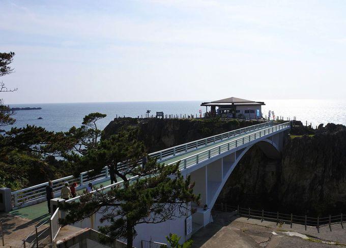 「まちこ橋」を渡り揚島へ