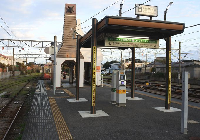 JR東日本と銚子電鉄の臨時列車で夜明け前に犬吠埼へ!