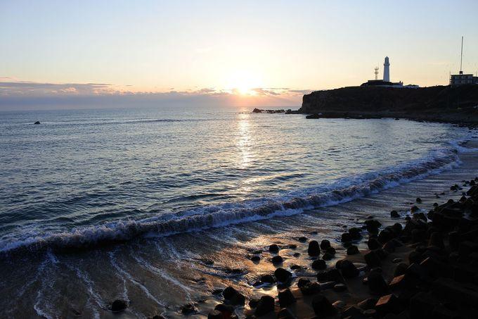 犬吠埼の初日の出が日本で一番早いのはなぜ?