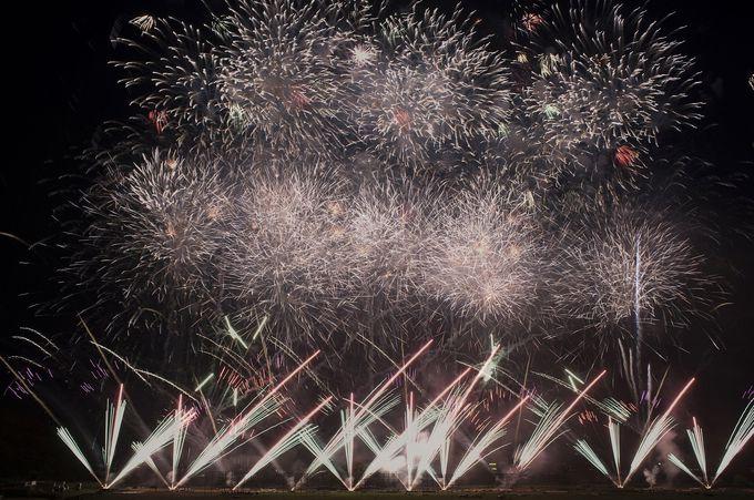 2019年は105回目!伝統と質を誇る花火大会