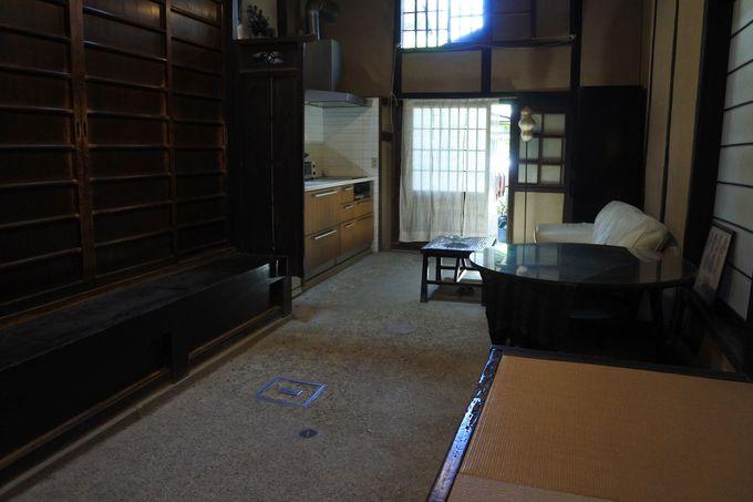 風情ある歴史的意匠建築物に泊まるという体験