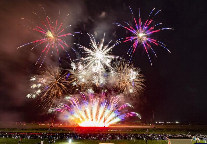 海外業者の花火が見られる貴重な機会!「春の章」