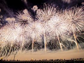 秋田「大曲の花火」は年4回開催!春夏秋冬の見どころガイド