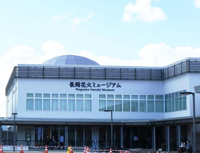 """ドームシアターでは長岡花火を""""体感""""!"""