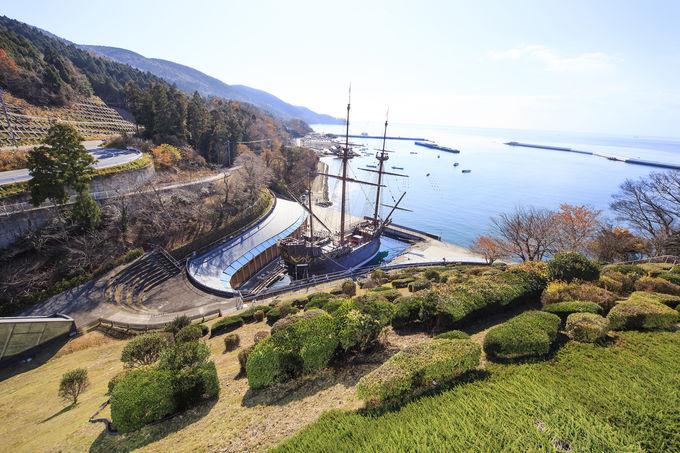 慶長使節船の復元船「サン・ファン・バウティスタ号」