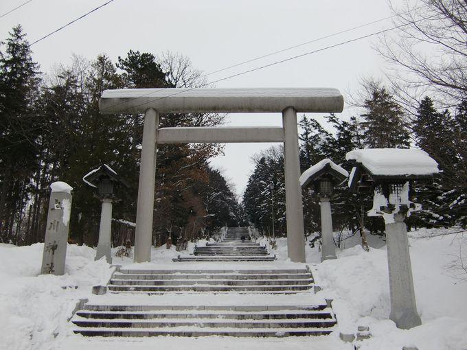 口コミで商売繁盛・金運上昇のパワスポ「上川神社」
