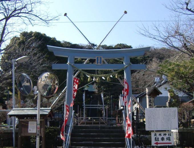 10.走水神社/横須賀市