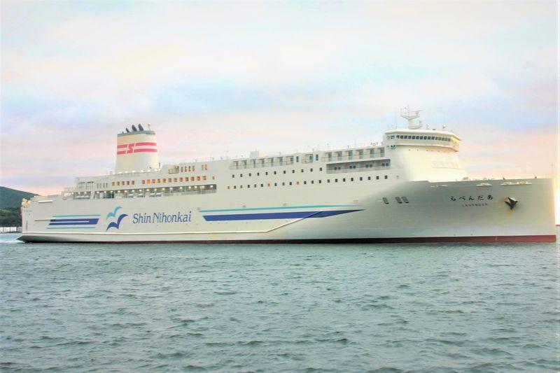新日本海フェリー「らべんだあ」で北海道へ楽しい船旅を! | 北海道 ...