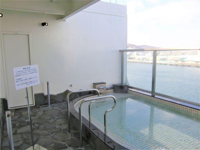ドックフィールド、ウィズペットルームに露天風呂!「らべんだあ」