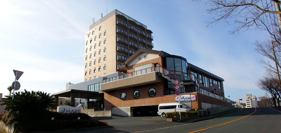 舞鶴湾が望めるシーサイドホテル!舞鶴「ホテルマーレたかた」