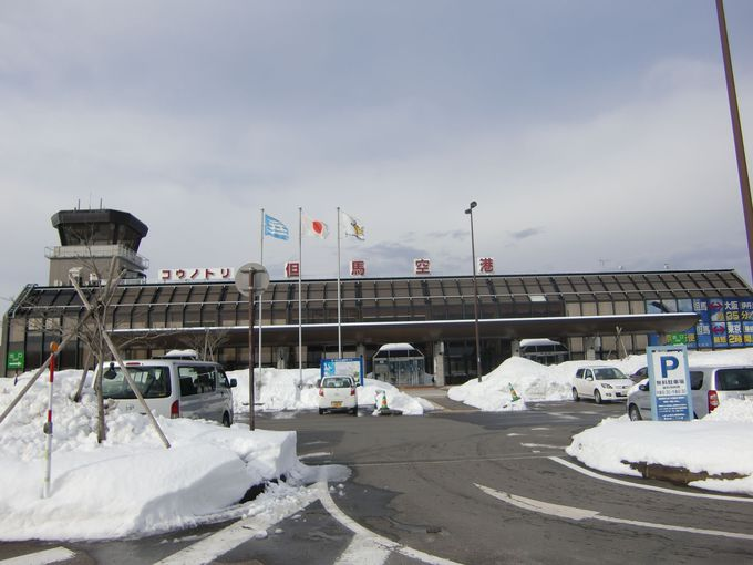2018年5月から新型機就航!コウノトリ但馬空港