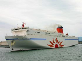 商船三井フェリー新造船「さんふらわあふらの」で北海道・苫小牧へ行こう!