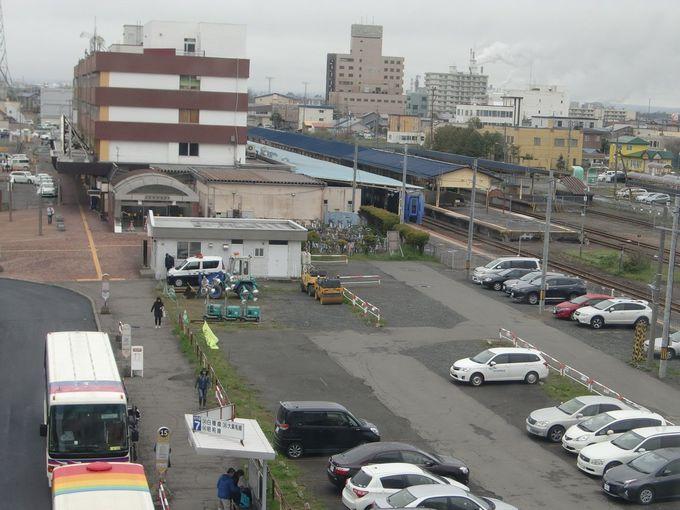 釧路駅前バスターミナルが1階に!「スーパーホテル釧路駅前」