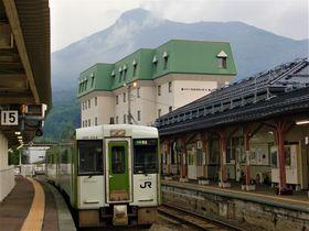 JR大湊駅に隣接!「ホテルフォルクローロ大湊」は下北観光に最適