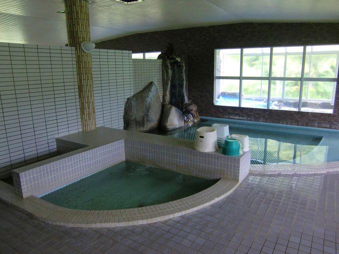 中小屋温泉は明治から開湯!宿泊も出来る一軒宿!