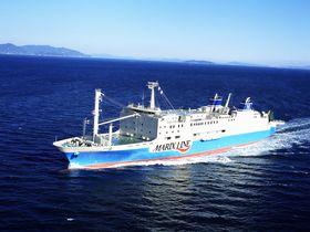 フェリー「クイーンコーラルプラス」で奄美諸島へ行こう!