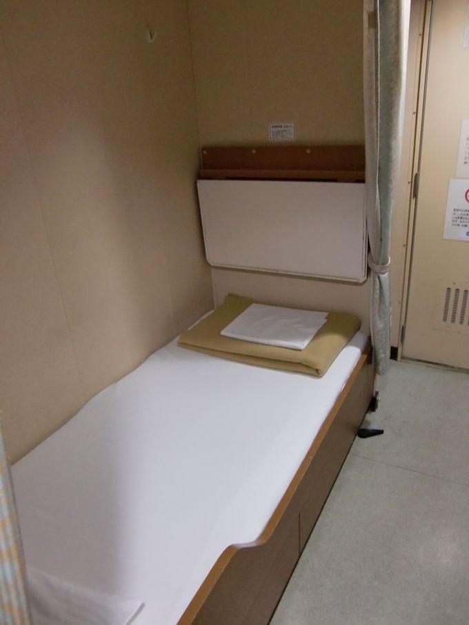 デラックスルームは2部屋のみ!カジュアルルームは1段ベッド!