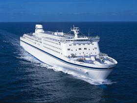 太平洋フェリー「きそ」に乗って名古屋へ行こう!
