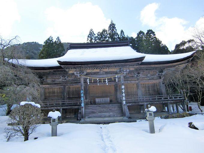 2.若狭神宮寺