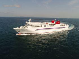 シルバーフェリー新造船「シルバーティアラ」で北海道・苫小牧へ行こう!