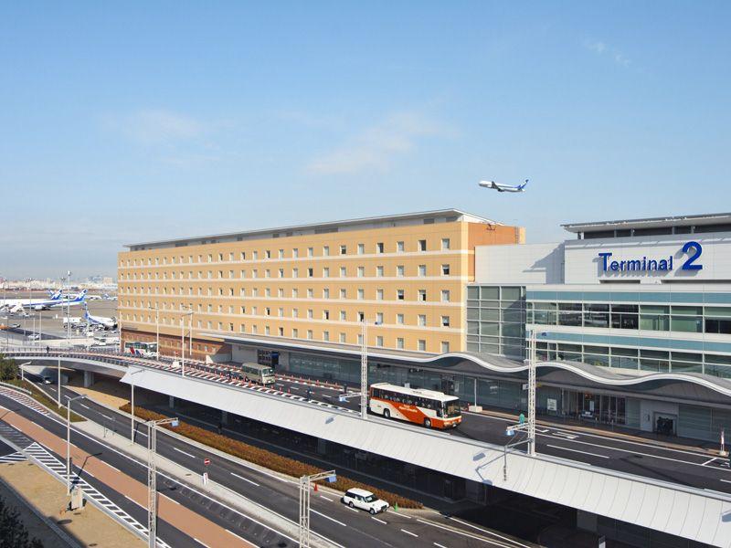 「羽田エクセルホテル東急」は空港直結!飛行機が見える部屋も