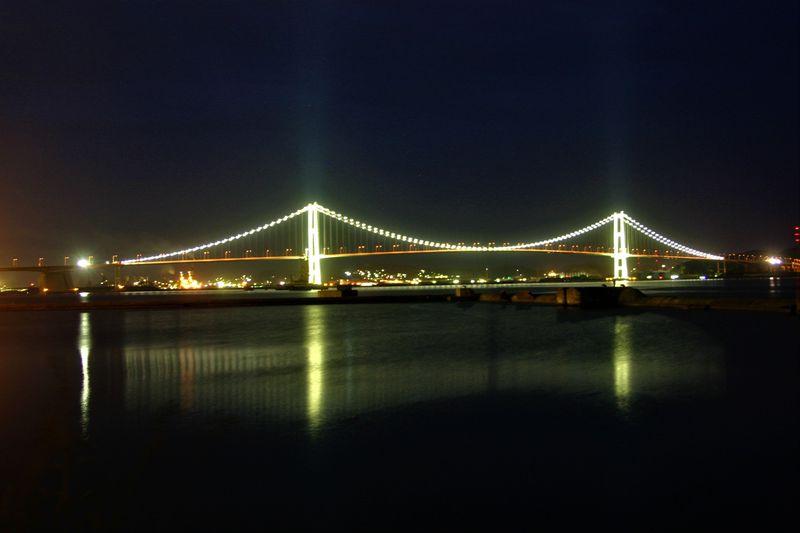 北海道・室蘭夜景見学バスに乗って室蘭の工場夜景を楽しもう!