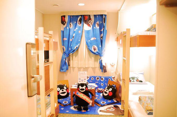 日本初ウィズペットルーム!キティルーム、くまモンルームも!