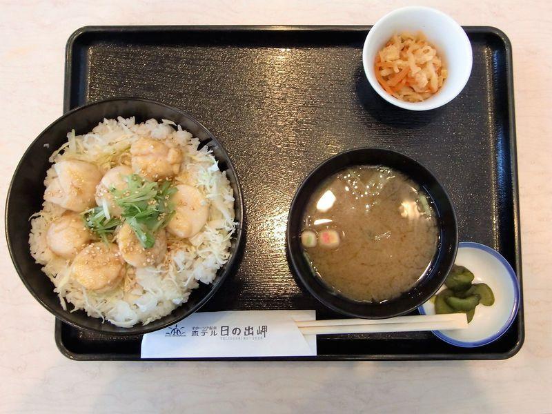 レストラン「藍」は雄武町産の食材料理がいっぱい!
