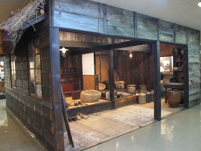 尾張徳川家が開拓した八雲町の歴史!八雲町郷土資料館