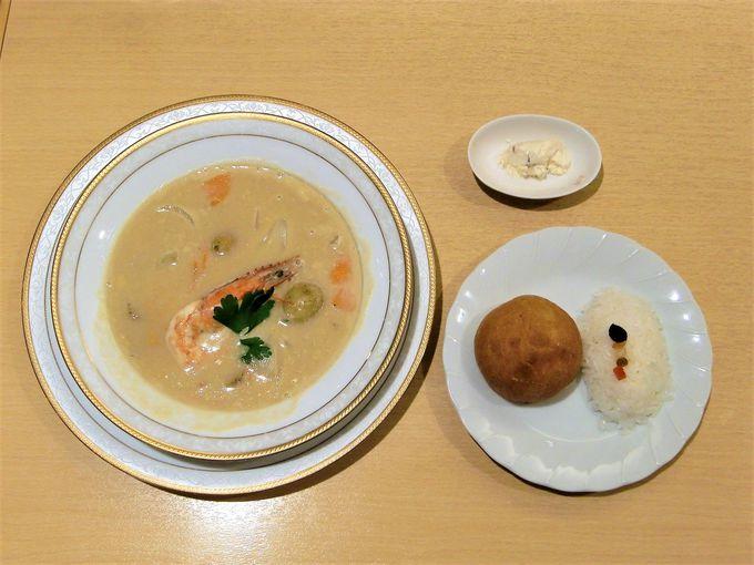 2.函館空港のレストラン