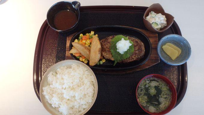 シーサイドレストラン「yu-来」には地元食材メニューも!