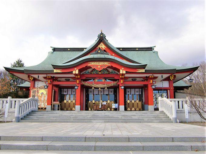 4.樽前山神社