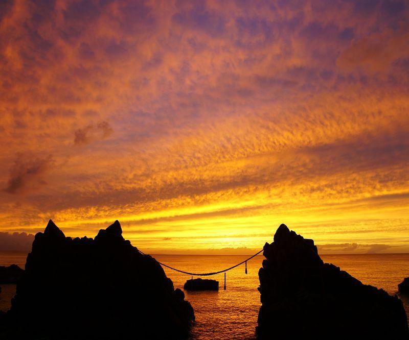 滝や夕日がきれい!種子島で自然を堪能できる名所3選