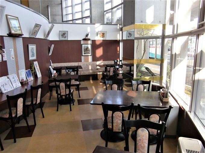 カフェレストラン「だいだいの木」は安納芋のラーメンがうまい!